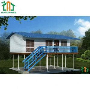 high quality prefabricated building prefab home for PNG market.