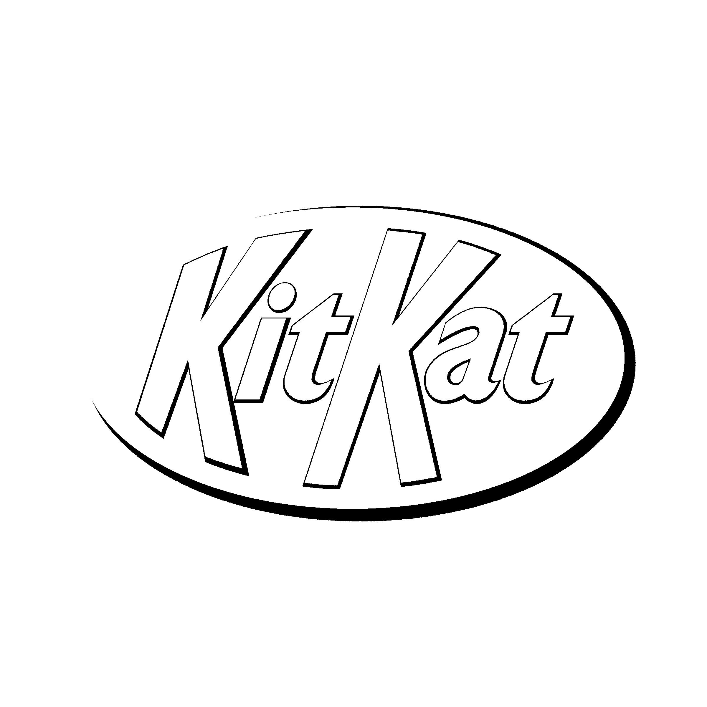 KitKat Logo PNG Transparent & SVG Vector.