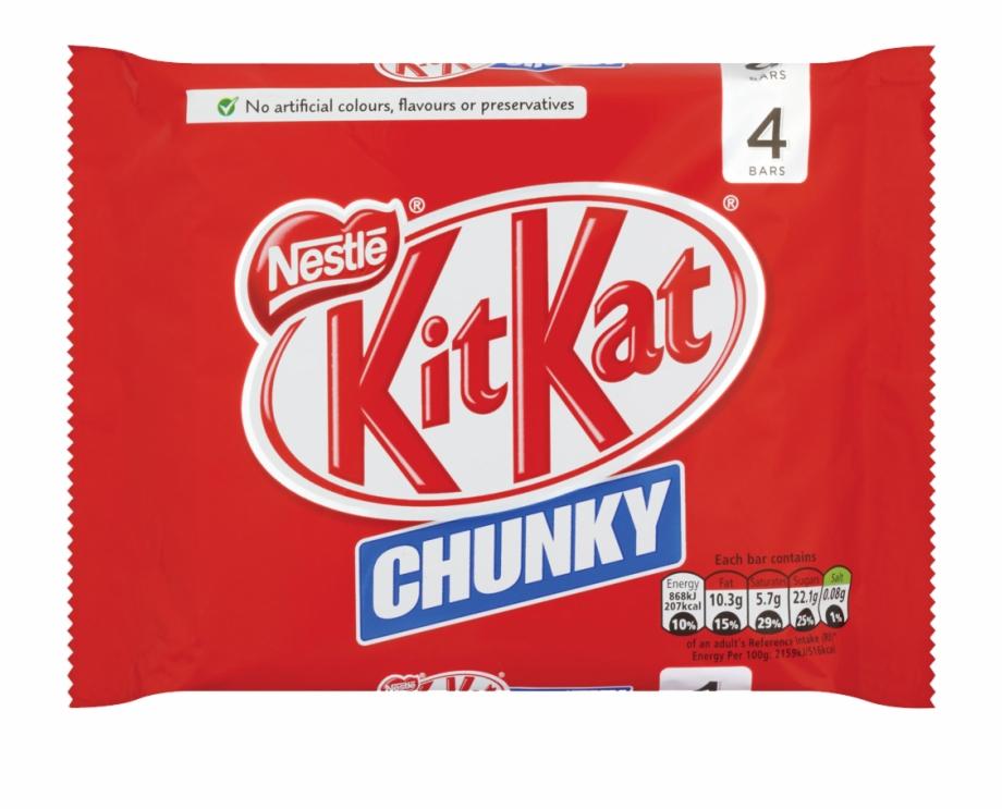 Kit Kat Chunky Kit Kat Chunky Logo.