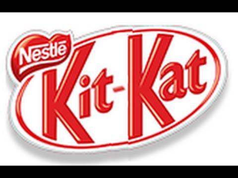 Kit kat Logos.
