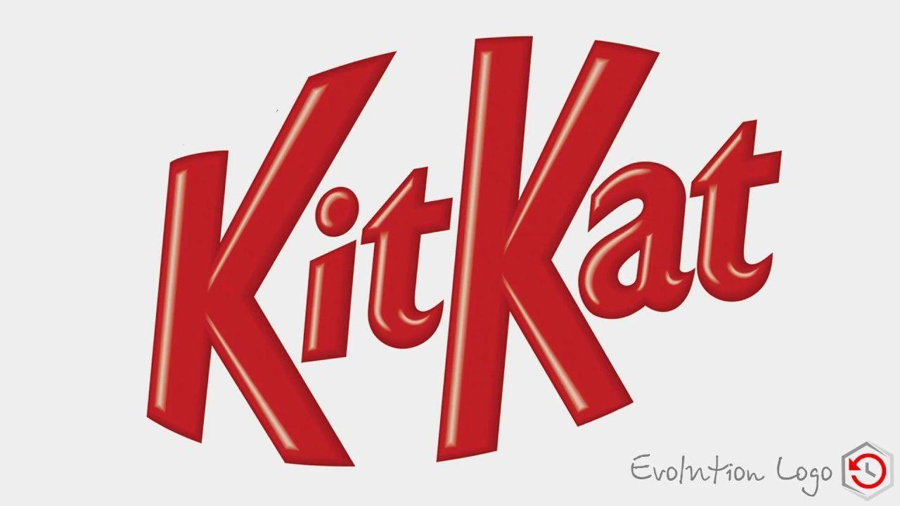 Kit Kat Logo.
