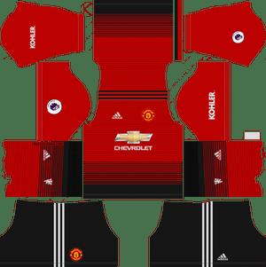 FTS 18 Kits & Logos.