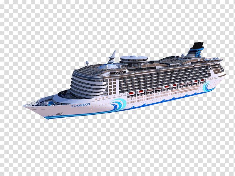 Kitava Cruise ship Cruising, Ship transparent background PNG.
