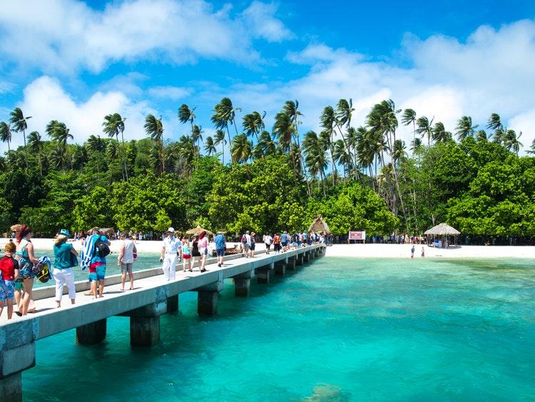 Cruises to Kitava, Papua New Guinea.