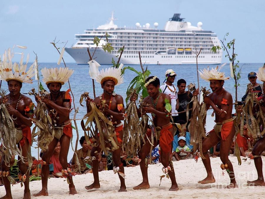 The World Kitava Papua New Guinea.