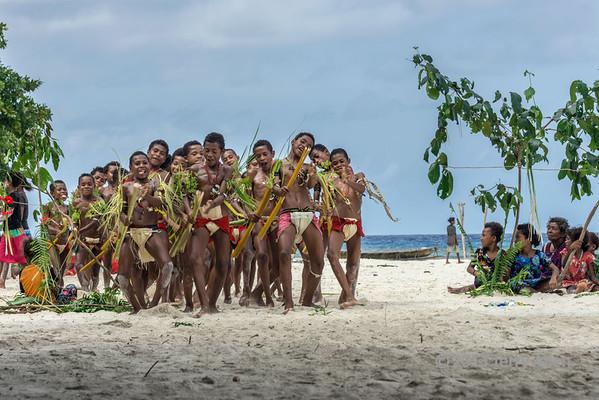 Kitava Islands, Trobriand Islands.