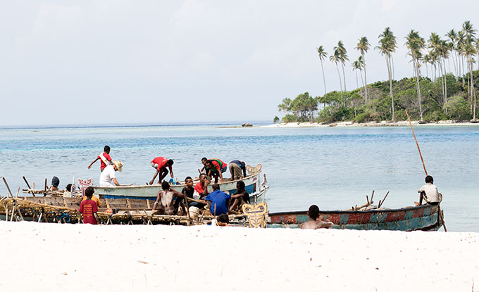 Islands of PNG ~ Kitava & Doini.