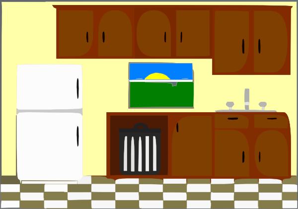Kitchen Clipart.