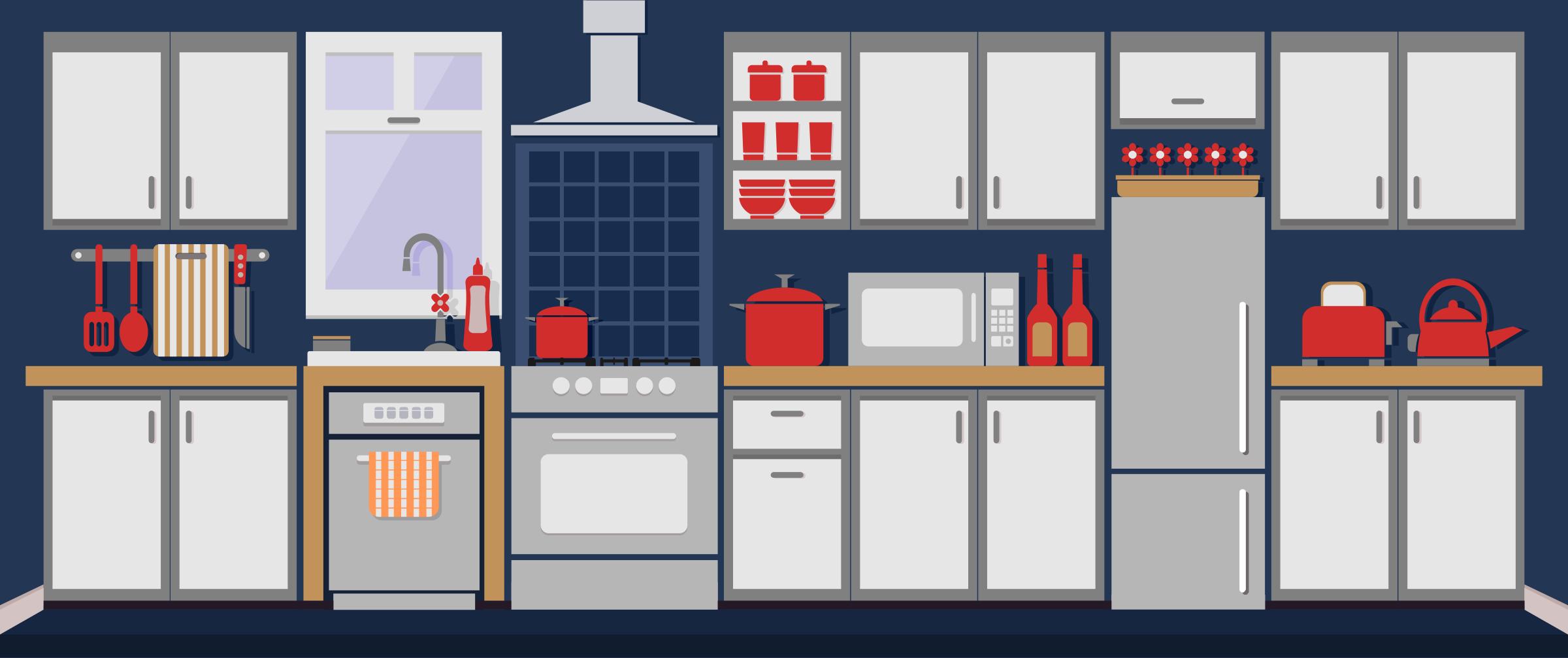 Kitchen Clipart & Kitchen Clip Art Images.