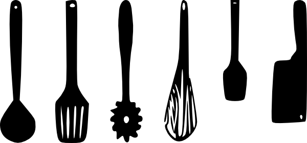 Pictures Of Cooking Utensils.