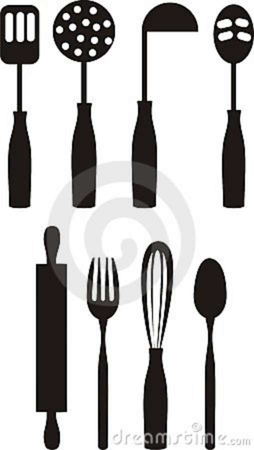 Free Printable Kitchen Clip Art.