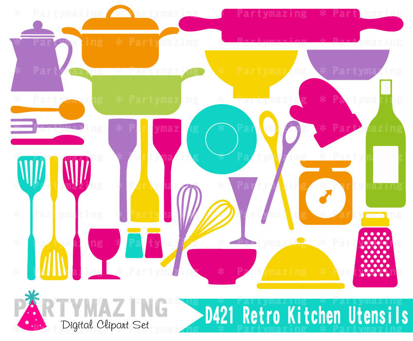 Kitchen Tool Clipart Clipground