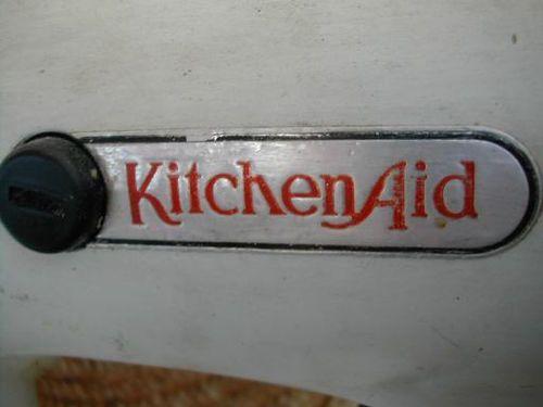 Old KitchenAid Logo.