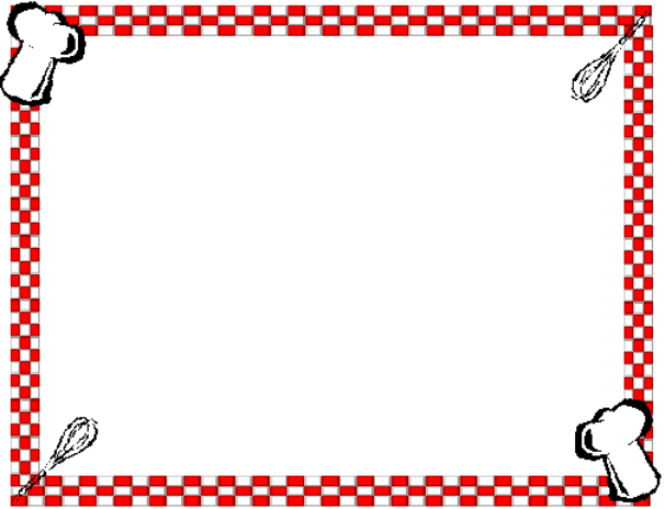 Kitchen border clipart » Clipart Portal.