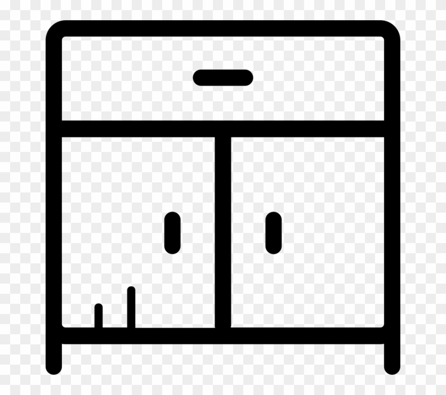 Cabinet Icon Png.