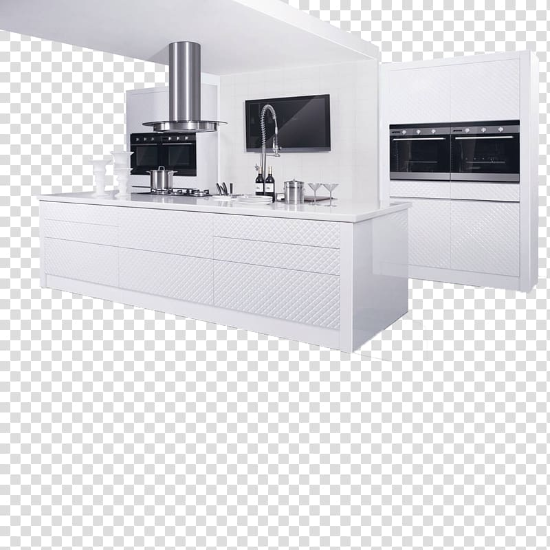 Kitchen cabinet Cabinetry Furniture, White kitchen cabinets.