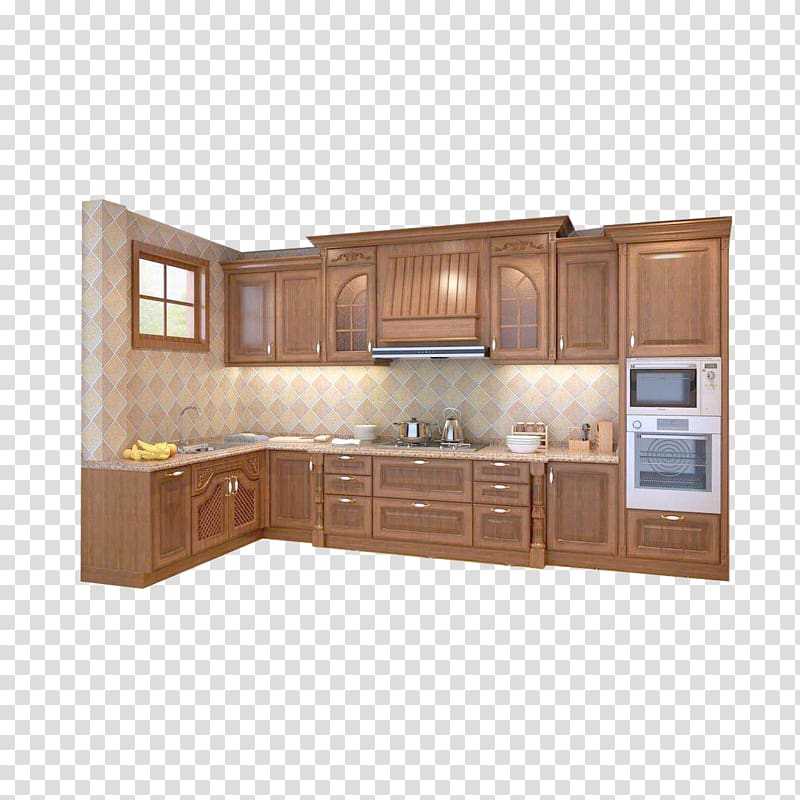 Furniture Kitchen cabinet Cabinetry, Retro kitchen cabinet.