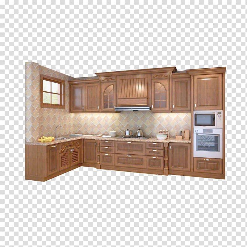 Furniture Kitchen cabinet Cabinetry, Retro kitchen cabinet.