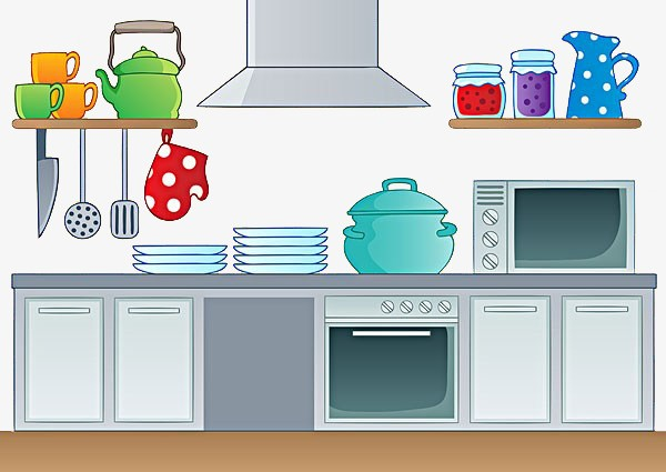 With Kitchen Clipart Best Clip Art Collection Exotic Images Terrific.