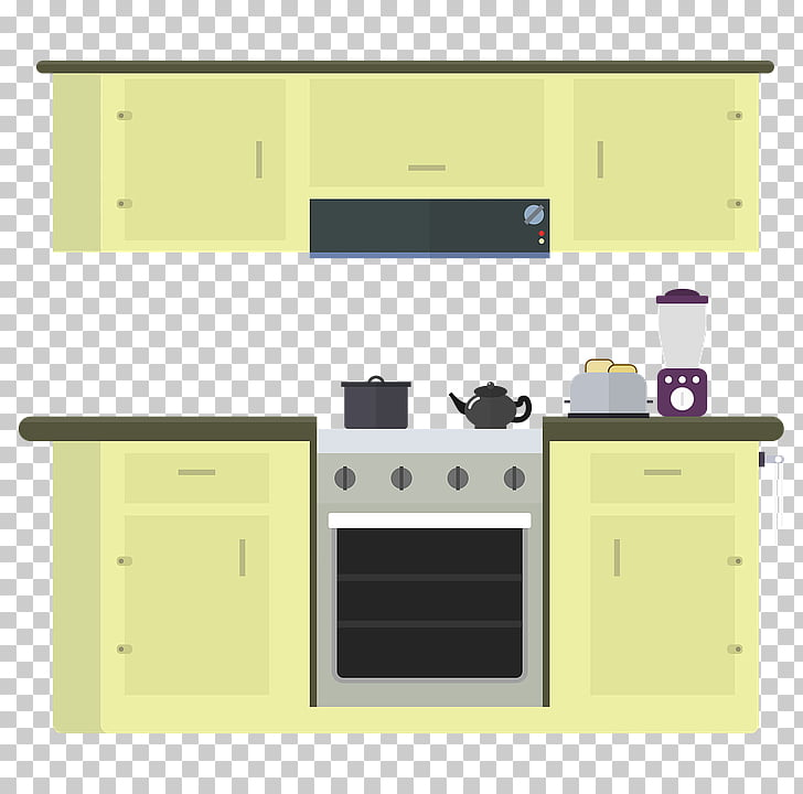 Kitchen cabinet Cooking Ranges Exhaust hood, COUNTER PNG.