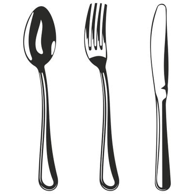 Knife Clip Art Vector
