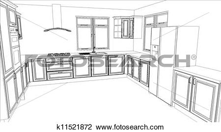 Kitchen Design Clipart 20 Free Cliparts Download Images On