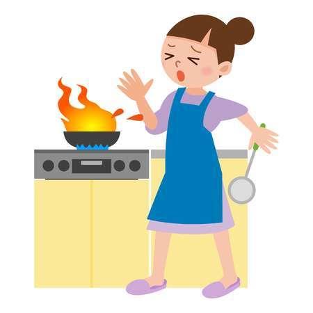 Kitchen fire clipart 5 » Clipart Portal.