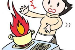 Kitchen fire clipart » Clipart Portal.