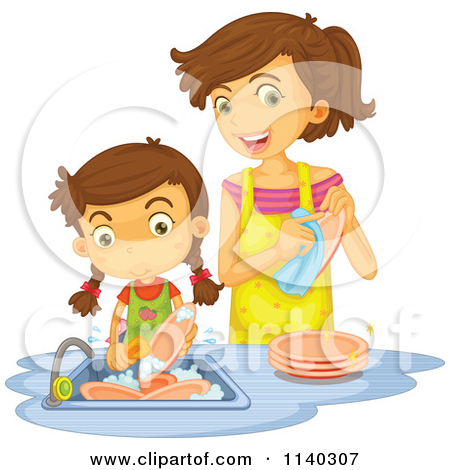 Showing post & media for Cartoon kitchen help.