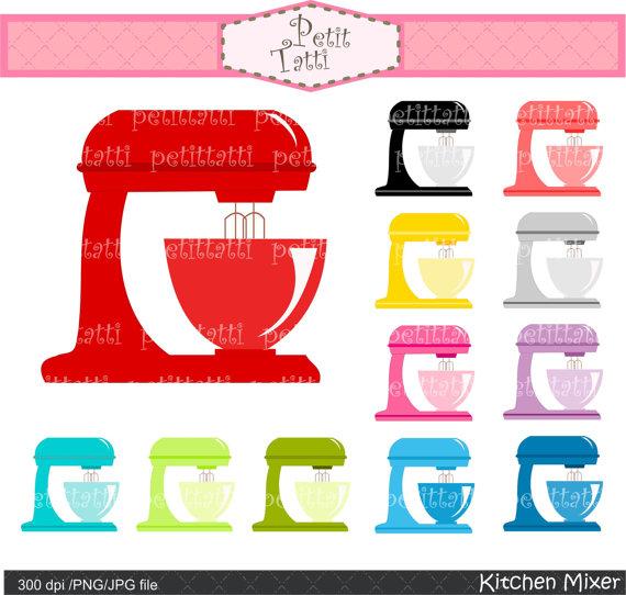 kitchen mixer clipart clip art.