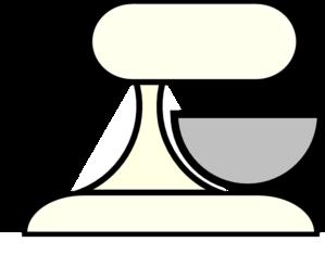 Mixer Clipart.