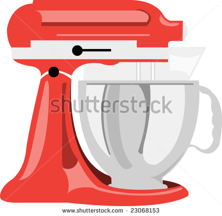 Electric Mixer Stock Images, Royalty.