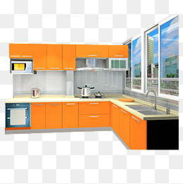 Download Free png Kitchen Cabinets PNG Images.