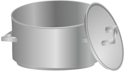 Free Pots and Pans Clipart, 1 page of Public Domain Clip Art.