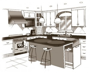 Kitchen Remodel Clipart at Dynamic pickaxe 2019.