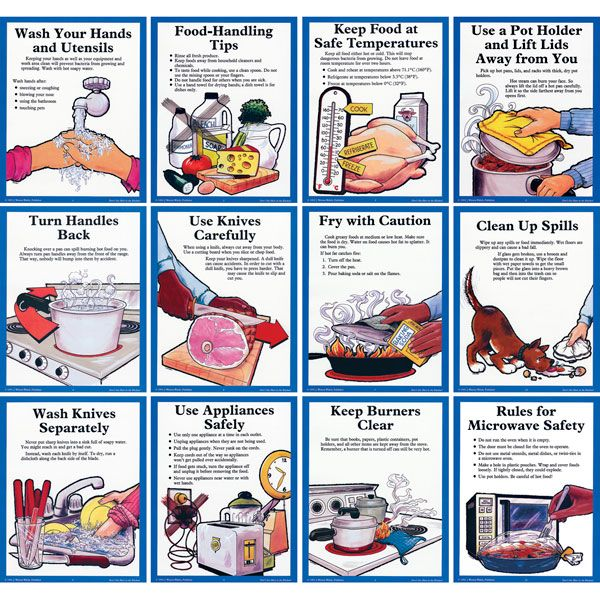 kitchen safety issues clipart color 20 free Cliparts | Download