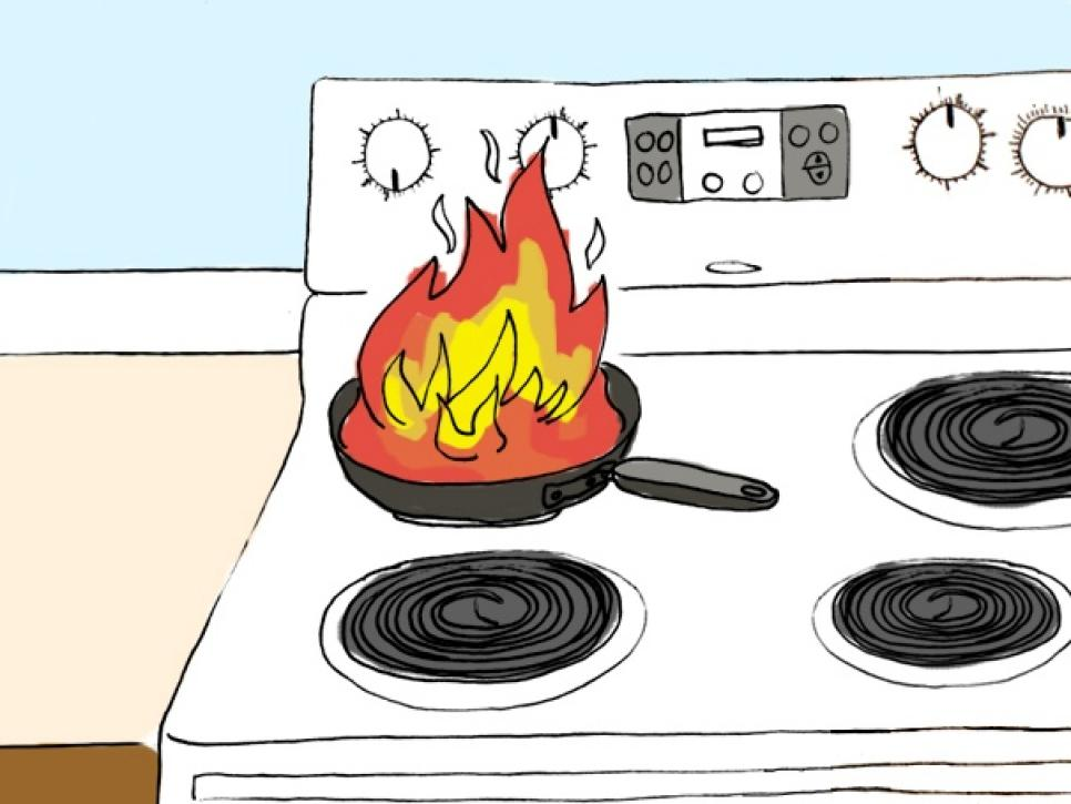 How to Repair Common Kitchen Mishaps and Accidents.