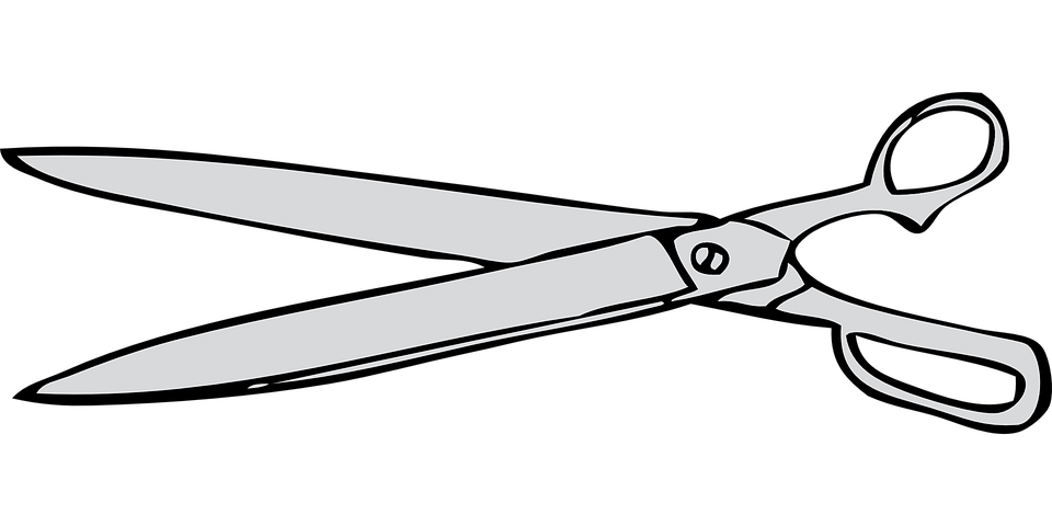 Free vector graphic: Scissors, Blade, Shears, Sharp.