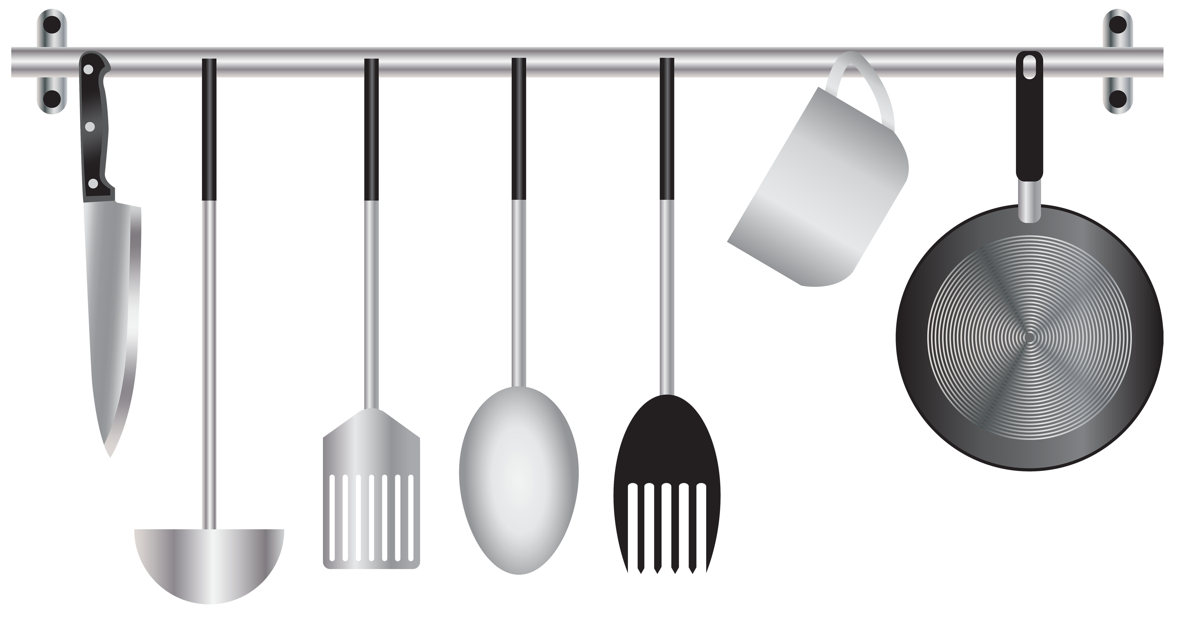 Kitchen Set PNG Clipart.