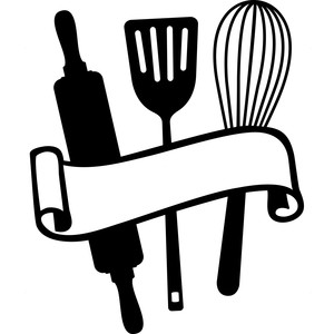 Kitchen Utensil Silhouette at GetDrawings.com.