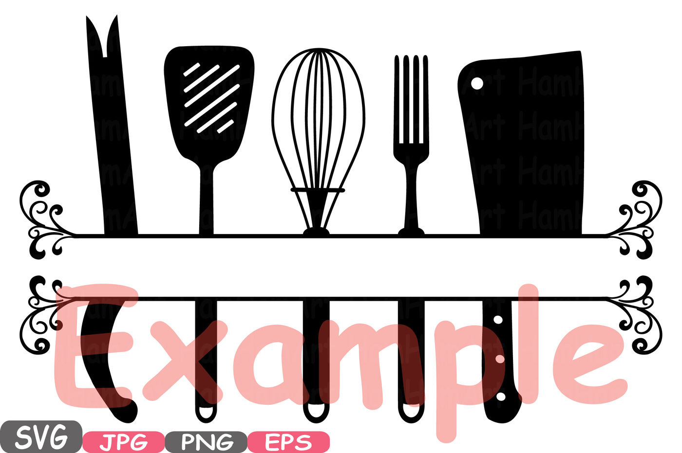 Clipart kitchen silhouette, Clipart kitchen silhouette.
