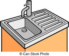 Kitchen sink Illustrations and Clipart. 2,631 Kitchen sink royalty.
