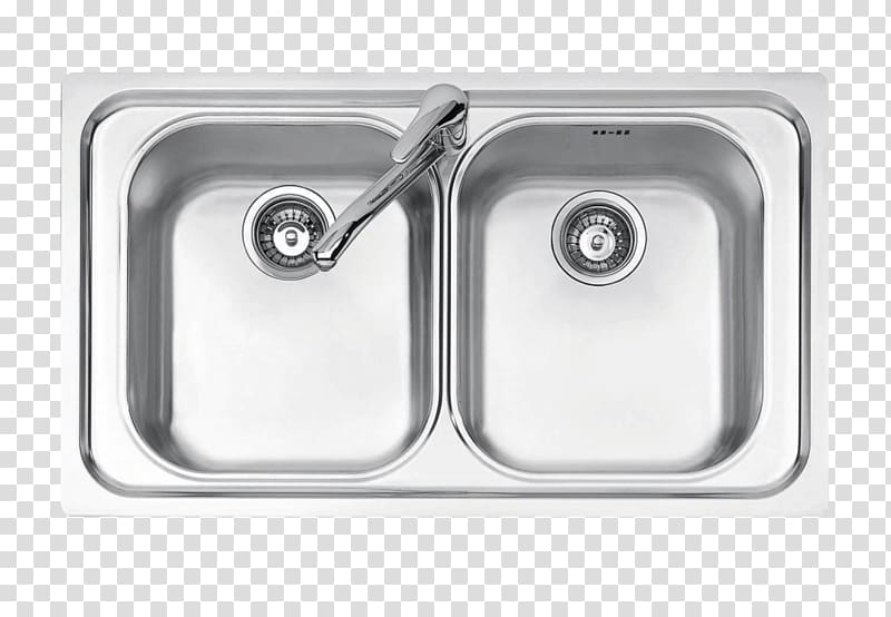 Gray steel twin sink, kitchen sink kitchen sink Stainless.