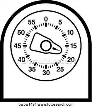 Kitchen timer clipart » Clipart Portal.