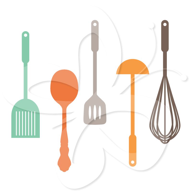 Pictures Of Kitchen Utensils.