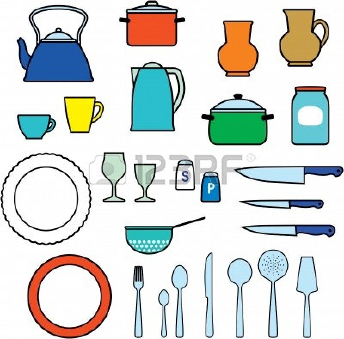 Kitchen Equipment Clip Art ~ Kitchen tool clipart clipground