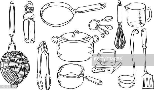 60 Top Kitchenware Department Stock Illustrations, Clip art.