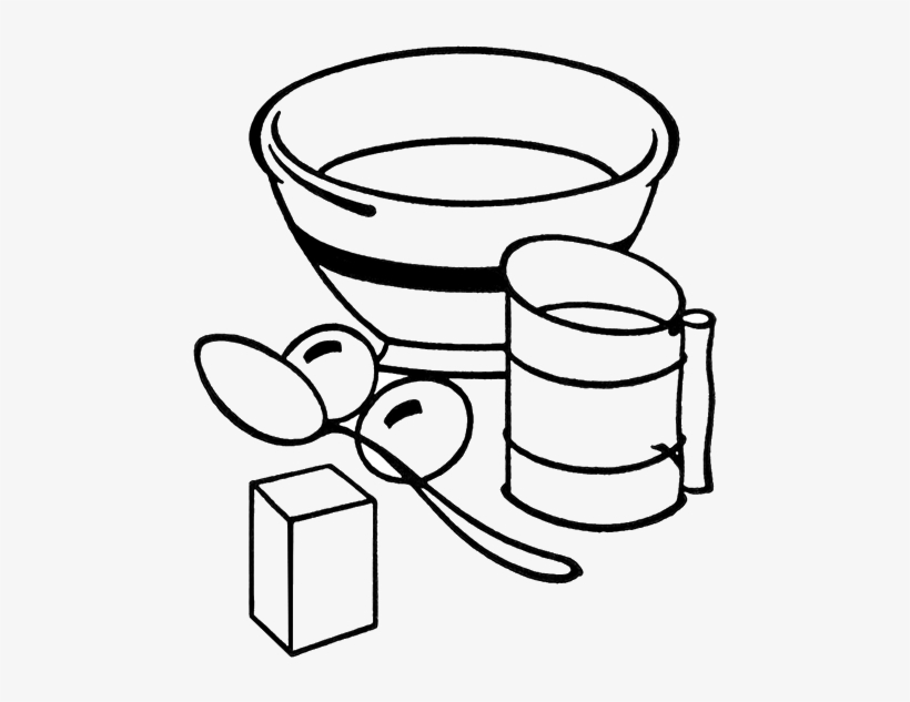 Cooking Utensils Clipart Group With Items Transparent.