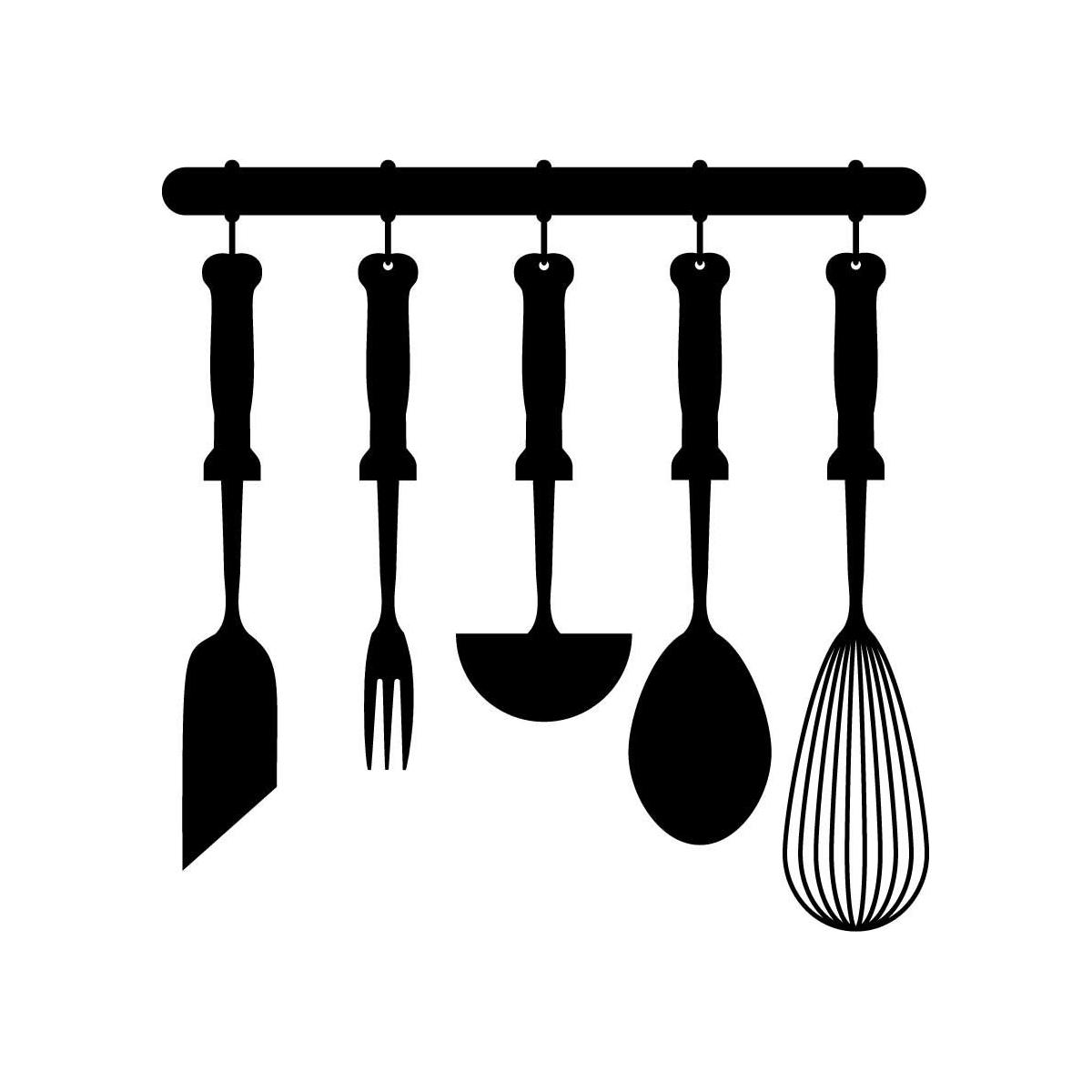 Kitchen Utensils Clipart 101 Clip Art.