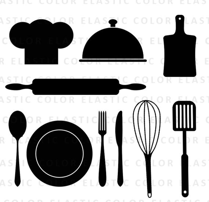 Kitchen svg.